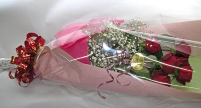 画像2: バラの花束