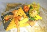 画像5: ハロウインキャンドルとアレンジのギフトセット (5)
