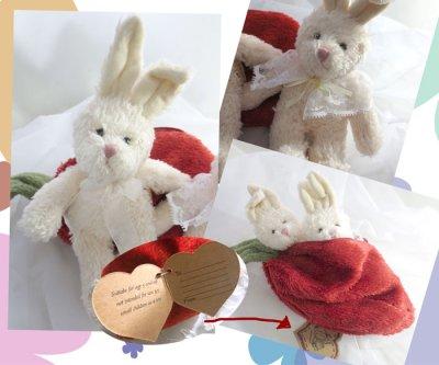 画像2: Rabbit in the carrot