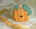 画像4: ハロウインキャンドルとアレンジのギフトセット (4)