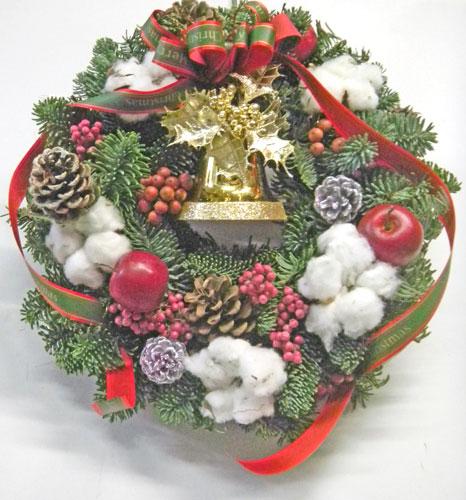 クリスマスのツリーやリースの意味は?いつからい …