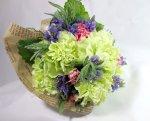 画像4: ラベンダーとハーブの花束〜タッジー・マッジー (4)