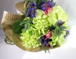 画像5: ラベンダーとハーブの花束〜タッジー・マッジー (5)
