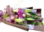 画像5: ライラックの花束 (5)