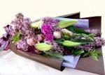 画像1: ライラックの花束 (1)