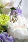 画像2: パールネックレスと、ふんわり花束のギフトセット (2)