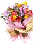 画像5: ポピーとリューココリーネの花束full of color (5)