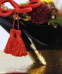 画像4: プリザーブドフラワーの菊のアレンジメント (4)