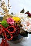 画像3: プリザーブドフラワーの菊のアレンジメント (3)