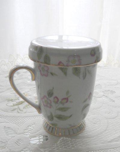 画像3: いちごのハーブティマグカップ