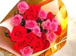 画像3: 薔薇(バラ)の花束 (3)