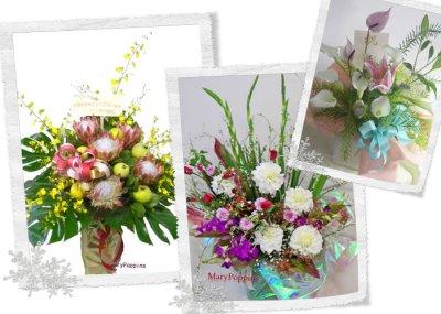 画像3: 生花アレンジメント|フル・オーダー