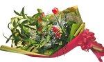 画像4: カサブランカとグロリオーサリリーの花束 (4)