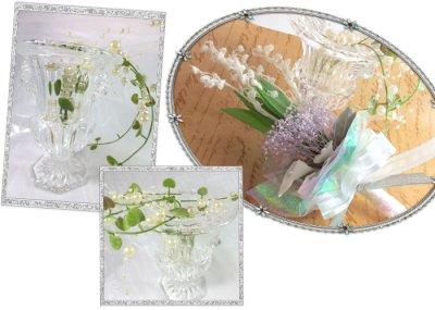 画像2: プリザーブドのすずらんの花束