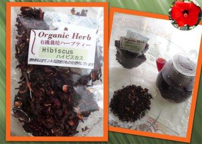 画像3: ハイビスカスティ-JAS認定有機栽培
