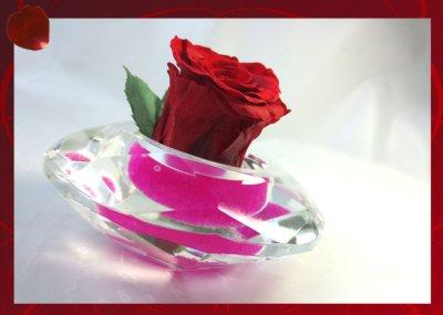 画像2: プリザーブドの赤いバラ〜Applause