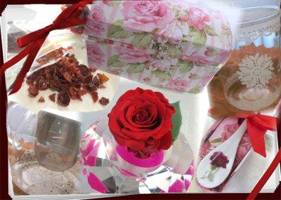 画像2: バラのギフトセット