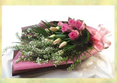 画像3: 雪柳の花束〜Loveliness