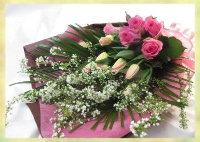 画像1: 雪柳の花束〜Loveliness
