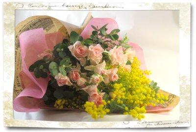 画像3: ミモザの花束〜LUSSIER