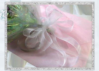 画像2: かすみ草の花束in My heart