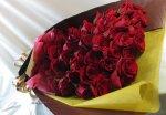 画像10: 薔薇(バラ)の花束 (10)