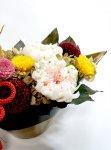 画像5: プリザーブドフラワーの菊のアレンジメント (5)