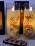 画像6: お線香と蝋燭のギフトセット/ LEDキャンドル(いろはあかり) (6)