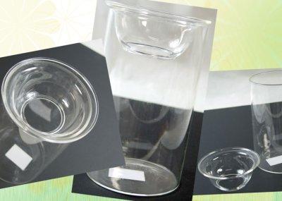 画像1: 球根水栽培用ポットBulbVase