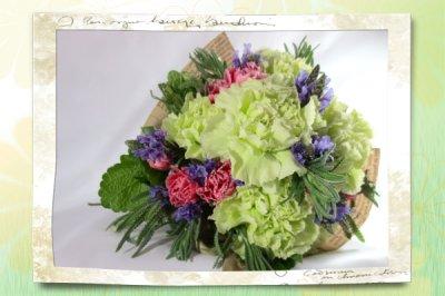 画像3: ラベンダーとハーブの花束〜タッジー・マッジー