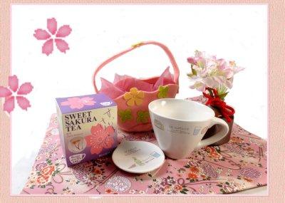 画像3: 桜花茶のギフトセット〜sakura-set