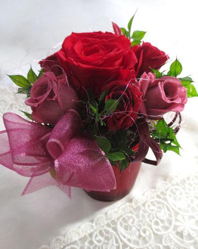 画像1: Red roses (1)