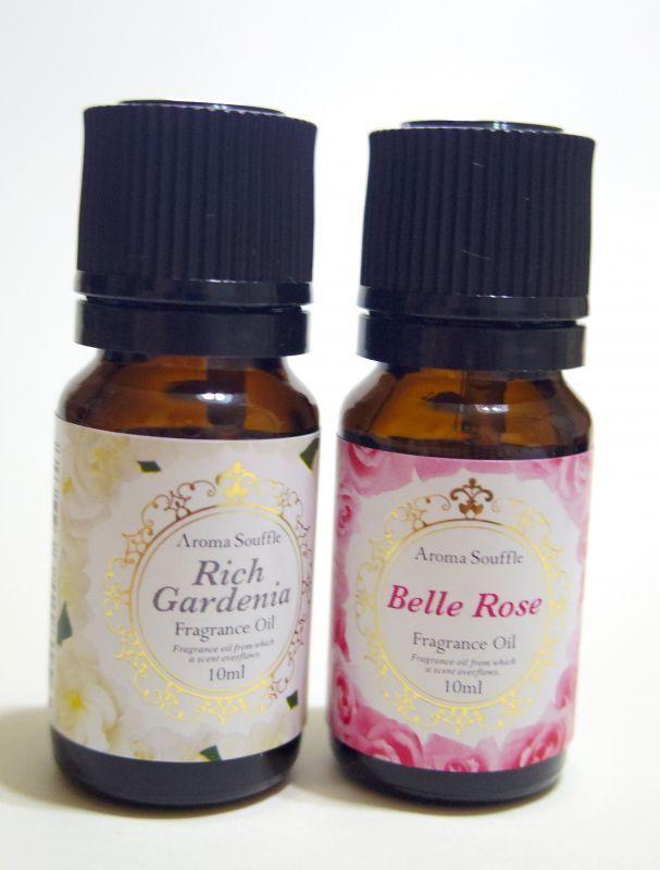 フレグランスオイル〜aroma-souffle